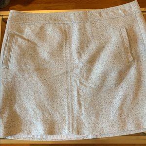 Like New Sz 18 Grey Skirt